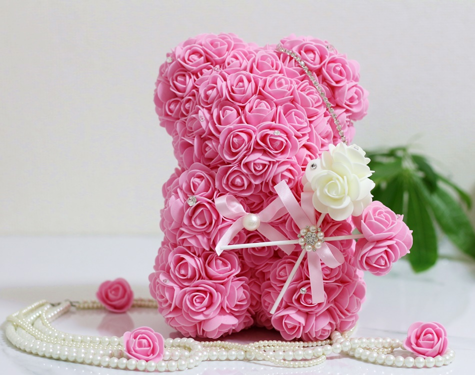 Rose Nounors perfume,ローズヌヌースパフューム,ローズ,くまちゃん,ローズのクマちゃん,パフューム,perfume,rose,nounors,手作り,ハンドメイド