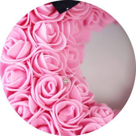 Fluffy Rose リース♡